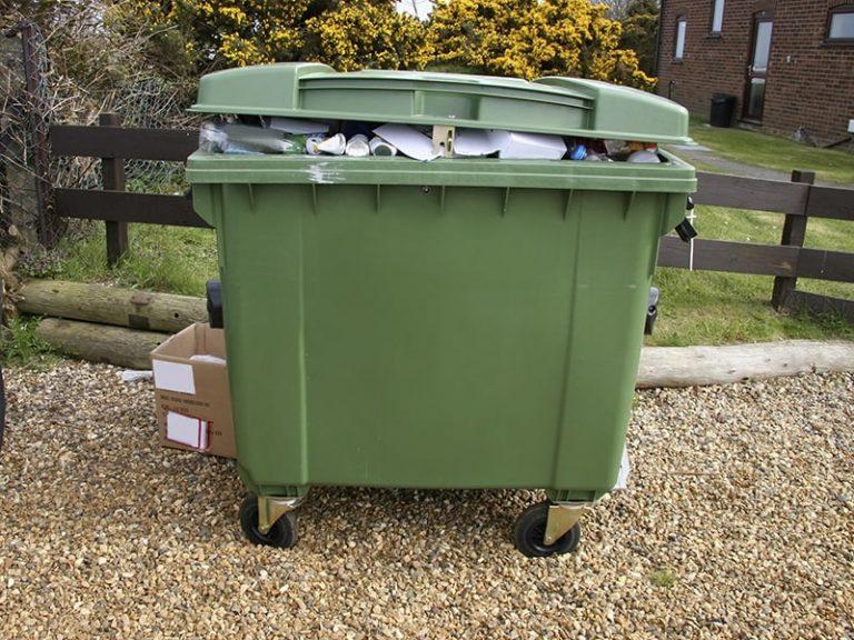 general waste bin